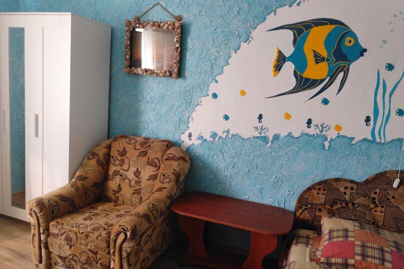 Частный дом, 70 кв.м. на 7 человек, 3 спальни, улица Пастернака, 6, Коктебель - Фотография 14