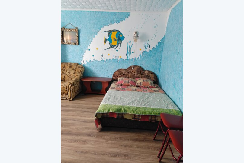 Частный дом, 70 кв.м. на 7 человек, 3 спальни, улица Пастернака, 6, Коктебель - Фотография 16