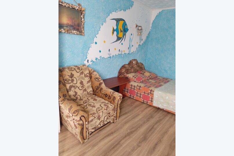 Частный дом, 70 кв.м. на 7 человек, 3 спальни, улица Пастернака, 6, Коктебель - Фотография 19