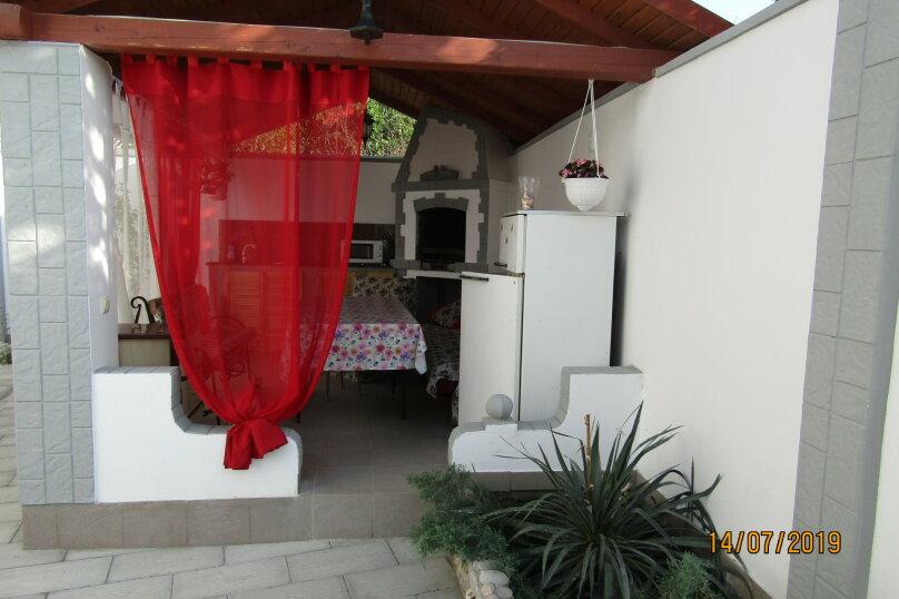 Дом, 60 кв.м. на 9 человек, 3 спальни, Конечный переулок, 1А, Феодосия - Фотография 18