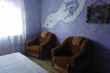 Частный дом, 70 кв.м. на 7 человек, 3 спальни, улица Пастернака, 6, Коктебель - Фотография 1