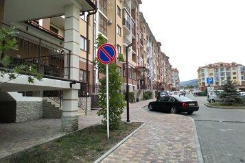 1-комн. квартира, 45 кв.м. на 4 человека, Туристическая улица, 4Гк2А, Геленджик - Фотография 1