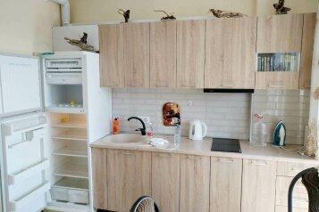 1-комн. квартира, 40 кв.м. на 5 человек, микрорайон Горизонт, 17, Ольгинка - Фотография 4