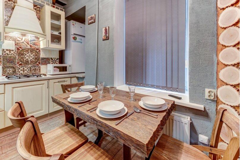 1-комн. квартира, 38 кв.м. на 3 человека, Пушкинская улица, 13, Санкт-Петербург - Фотография 4