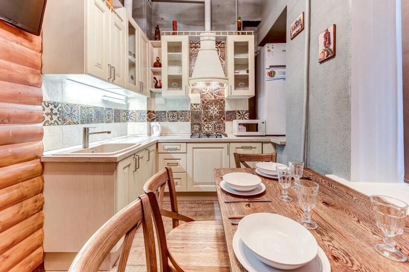 1-комн. квартира, 38 кв.м. на 3 человека, Пушкинская улица, 13, Санкт-Петербург - Фотография 6