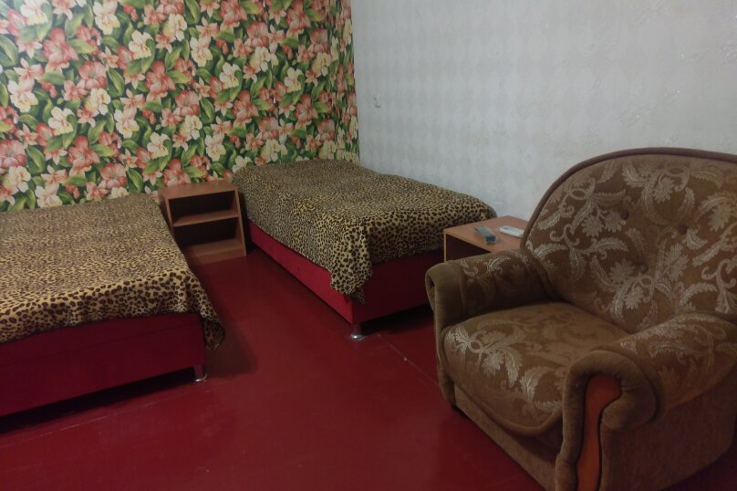 2-комн. квартира, 52 кв.м. на 3 человека, набережная Адмирала Серебрякова, 21, Новороссийск - Фотография 21