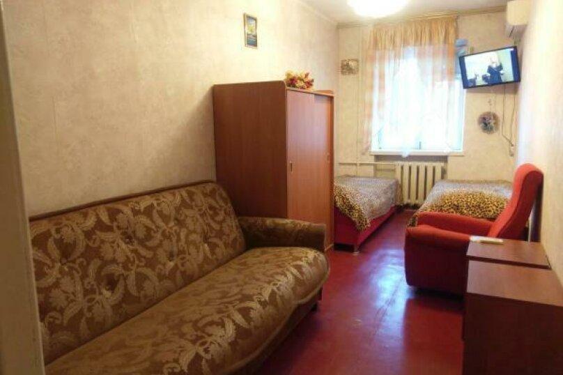 2-комн. квартира, 52 кв.м. на 3 человека, набережная Адмирала Серебрякова, 21, Новороссийск - Фотография 24