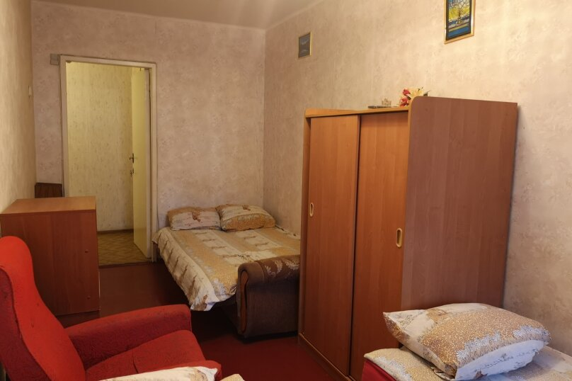 2-комн. квартира, 52 кв.м. на 3 человека, набережная Адмирала Серебрякова, 21, Новороссийск - Фотография 26