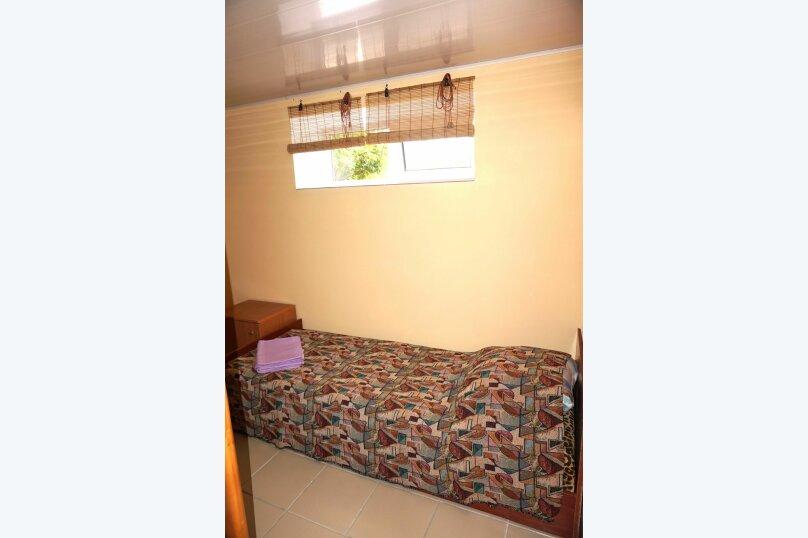 3-комн. квартира, 50 кв.м. на 6 человек, Юбилейная, 37, Заозерное - Фотография 23