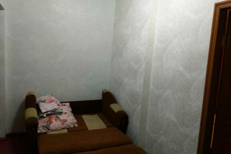 2-х комнатная часть дома №1 с удобствами на Нижнесадовой 26, Нижнесадовая улица, 26, Ейск - Фотография 3