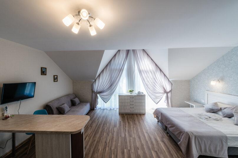 улучшенная комнта с балконом, Приморская, 53, Абрау-Дюрсо - Фотография 1