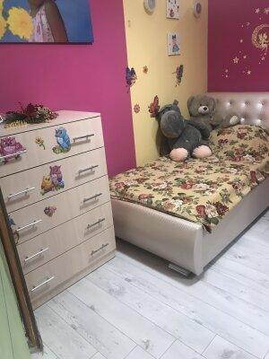 3-комн. квартира, 52 кв.м. на 5 человек, Переулок Кабардинский , 6, Кабардинка - Фотография 1