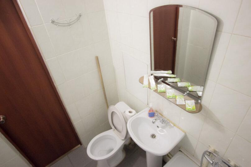 2-комн. квартира, 50 кв.м. на 4 человека, улица Мичурина, 4, Красноярск - Фотография 9