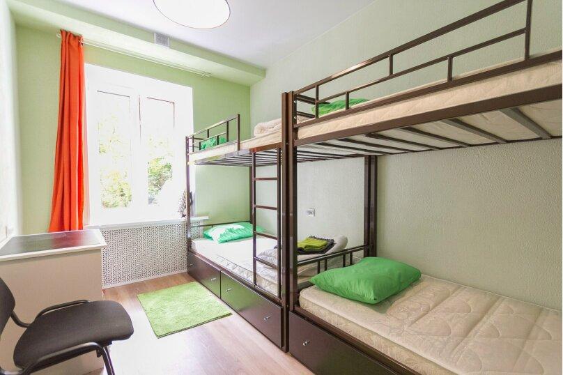 Койко-место в общем шестиместном номере для женщин , Моховая улица, 30, Санкт-Петербург - Фотография 1