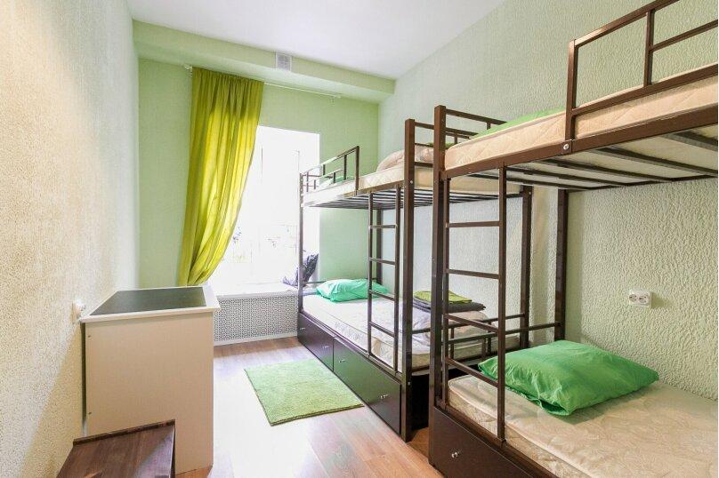 Койко-место в общем четырехместном номере , Моховая улица, 30, Санкт-Петербург - Фотография 1