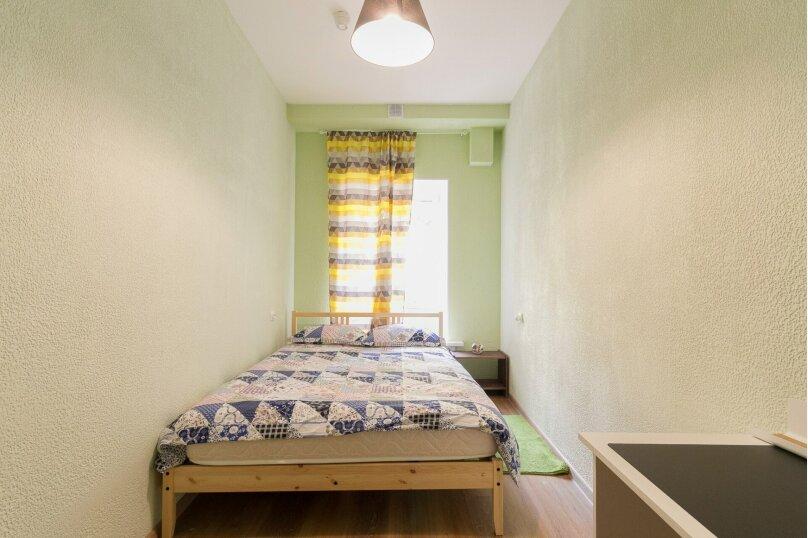 Отдельный номер с двухместной кроватью, Моховая улица, 30, Санкт-Петербург - Фотография 1