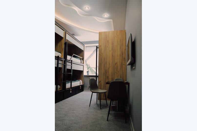 Кровать в общем 6-местном номере для женщин, улица Островитянова, 9к3, Москва - Фотография 1