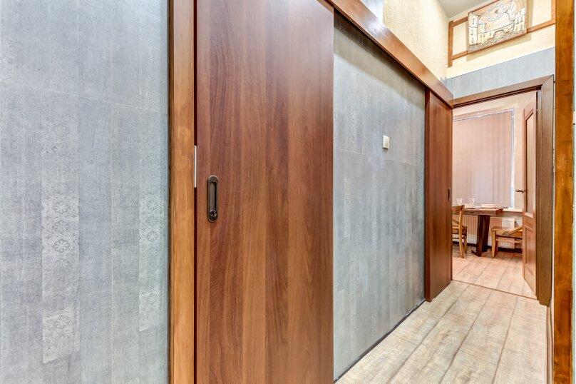 1-комн. квартира, 38 кв.м. на 3 человека, Пушкинская улица, 13, Санкт-Петербург - Фотография 33