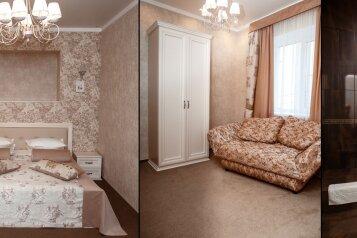 Студия 2х комнатная:  Номер, Апартаменты-студия, 3-местный (2 основных + 1 доп), 2-комнатный, Гостиница, проспект Ворошилова, 9 на 19 номеров - Фотография 4