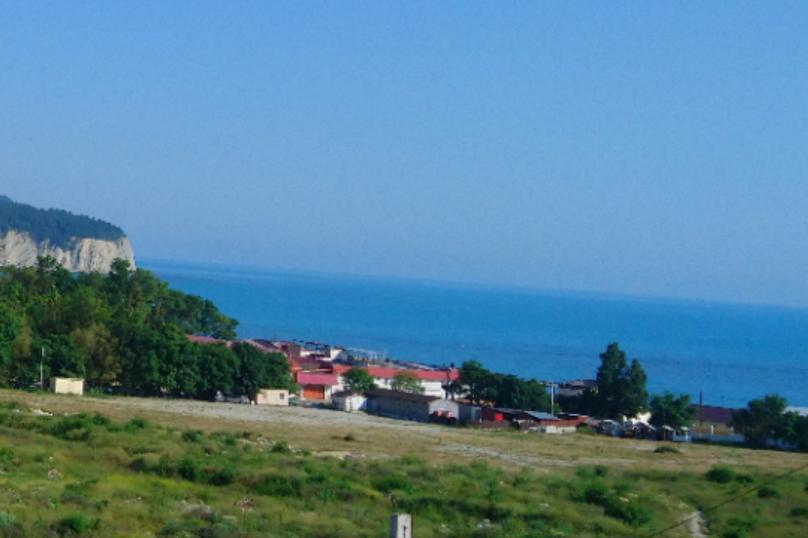 Двухместный стандарт с видом на море, Дивная улица, 12, Дивноморское - Фотография 1