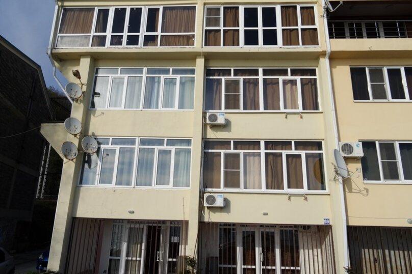 """Гостевой дом """"Флибустьер"""", Ольховая улица, эллинг 70 на 4 комнаты - Фотография 1"""