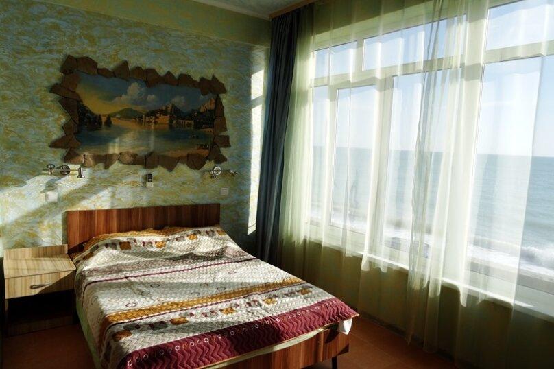 """Гостевой дом """"Флибустьер"""", Ольховая улица, эллинг 70 на 4 комнаты - Фотография 8"""