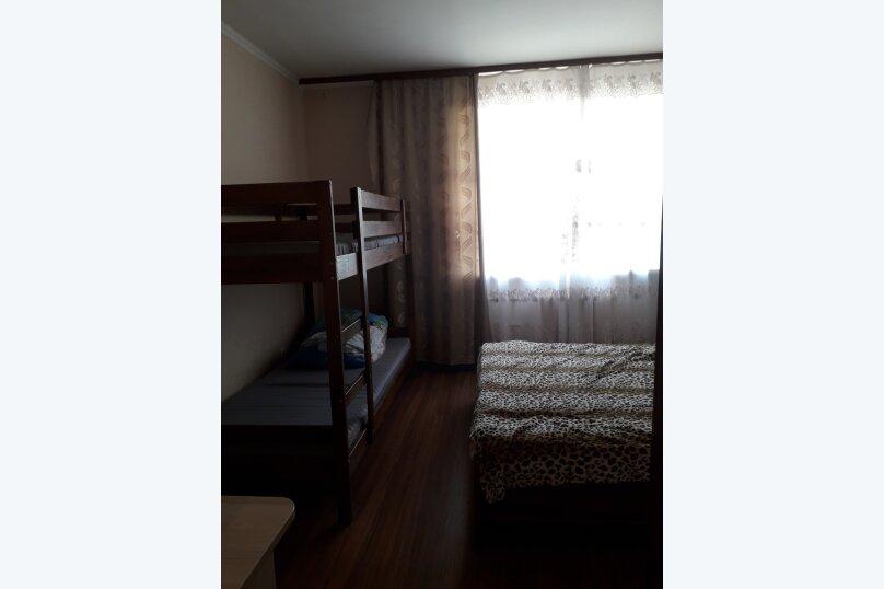 2-комн. квартира, 65 кв.м. на 6 человек, Коммунистическая, 83/10, Ейск - Фотография 8