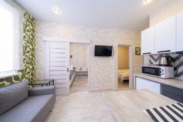 2-комн. квартира, 60 кв.м. на 6 человек, Тростниковая улица, 35, Адлер - Фотография 1