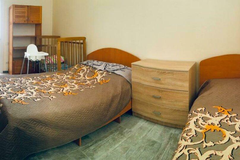 Коттедж, 100 кв.м. на 10 человек, 3 спальни, Массив-Буревесник, 52, Ольгинка - Фотография 7