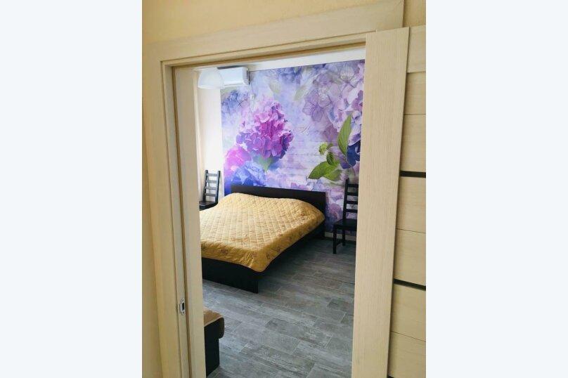 Коттедж, 100 кв.м. на 10 человек, 3 спальни, Массив-Буревесник, 52, Ольгинка - Фотография 8