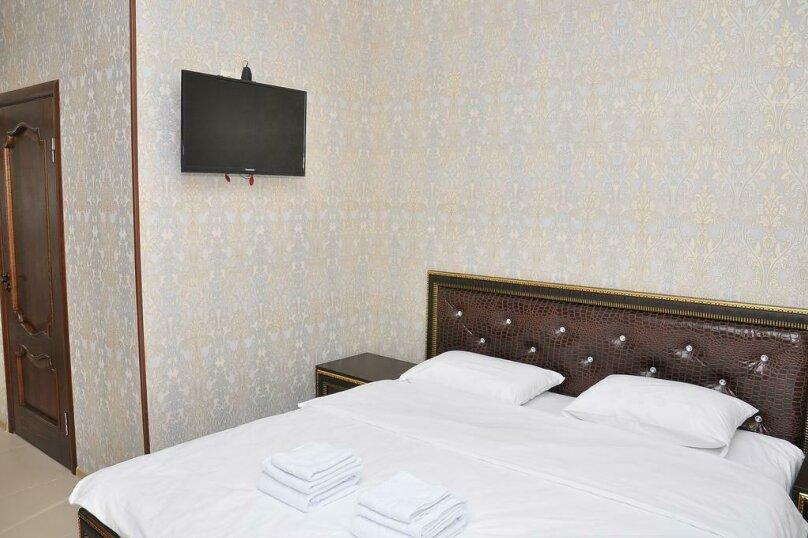 Двухместный номер Делюкс с 1 кроватью (на 2 взрослых + 1 ребенка), улица Володарского, 27, Ессентуки - Фотография 1