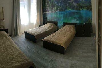 Коттедж, 100 кв.м. на 10 человек, 3 спальни, Массив-Буревесник, 52, Ольгинка - Фотография 2