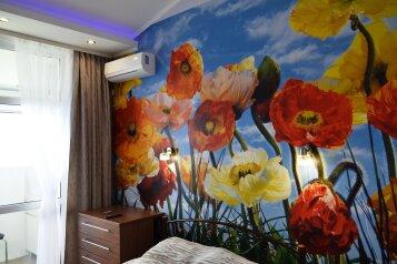 Номер № 49  ( 8 этаж)  с видом на море и горы:  Квартира, 3-местный, 1-комнатный, Номера в  комплексе, Севастопольская зона ЮБК, 27В на 6 номеров - Фотография 4