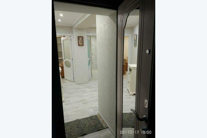3-комн. квартира, 71 кв.м. на 6 человек, п. Любимовка, улица Софьи Перовской, 52, Севастополь - Фотография 1