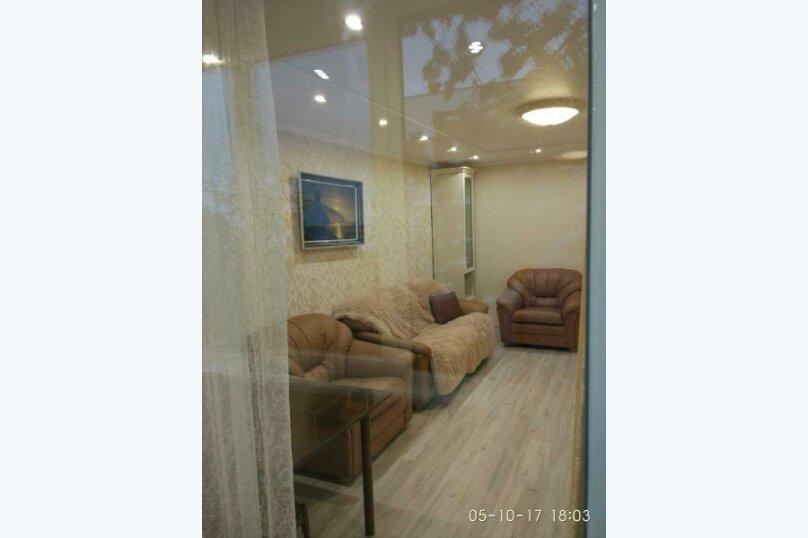 3-комн. квартира, 71 кв.м. на 6 человек, п. Любимовка, улица Софьи Перовской, 52, Севастополь - Фотография 18