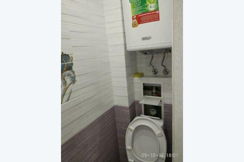 3-комн. квартира, 71 кв.м. на 6 человек, п. Любимовка, улица Софьи Перовской, 52, Севастополь - Фотография 23