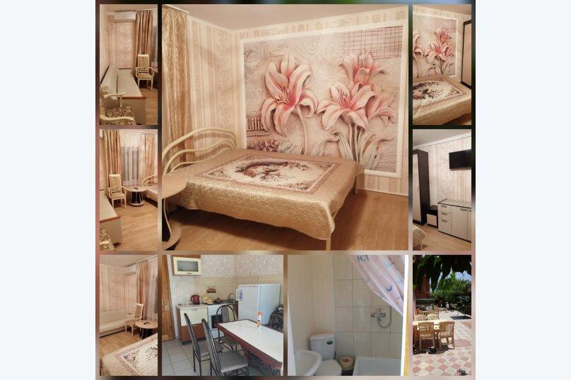 Однокомнатные апартаменты 4, Морская улица, 56, Ейск - Фотография 1