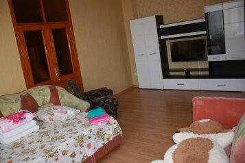 2-комн. квартира, 80 кв.м. на 6 человек, улица Дёмышева, 4/2, Евпатория - Фотография 1
