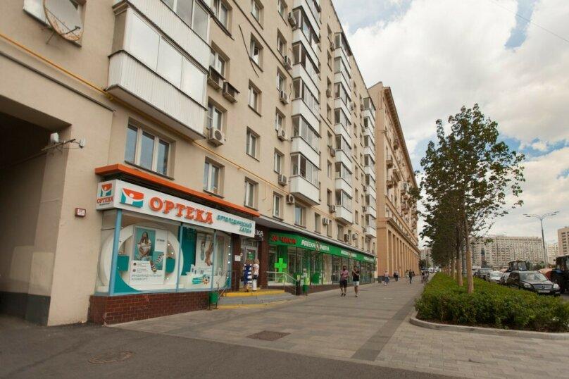 1-комн. квартира, 33 кв.м. на 3 человека, улица Крымский Вал, 6, Москва - Фотография 16
