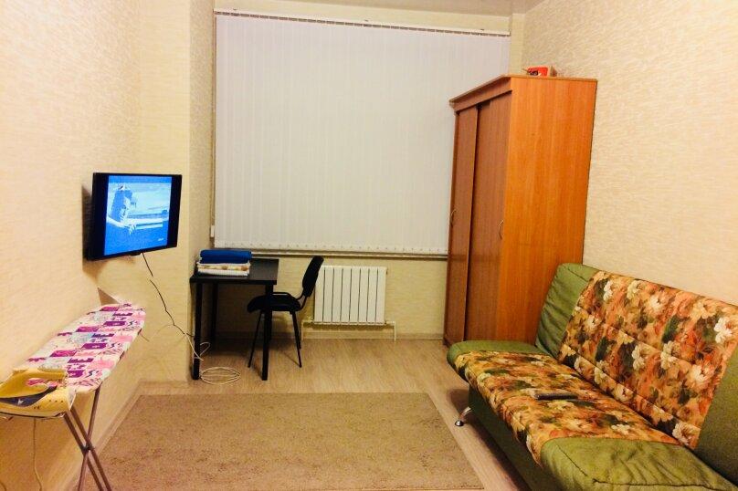 1-комн. квартира, 50 кв.м. на 8 человек, Краснококшайская улица, 119, Казань - Фотография 16
