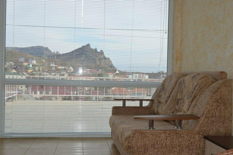 Полулюкс с террасой и видом на море и горы, Курортная улица, 1К, Курортное - Фотография 2