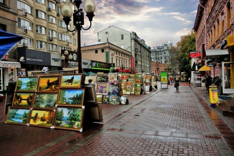 1-комн. квартира, 37 кв.м. на 4 человека, улица Новый Арбат, 26, Москва - Фотография 24