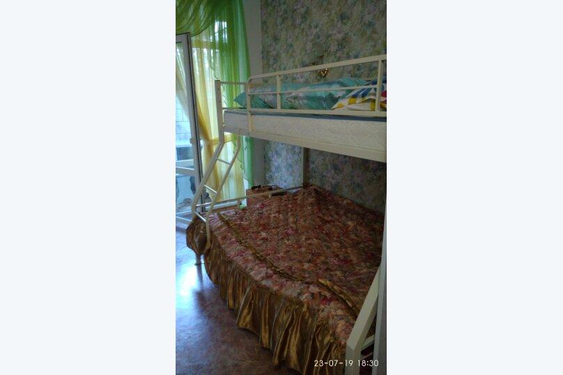 1-комн. квартира, 22 кв.м. на 4 человека, Красномаякская улица, 18Е, Симеиз - Фотография 5