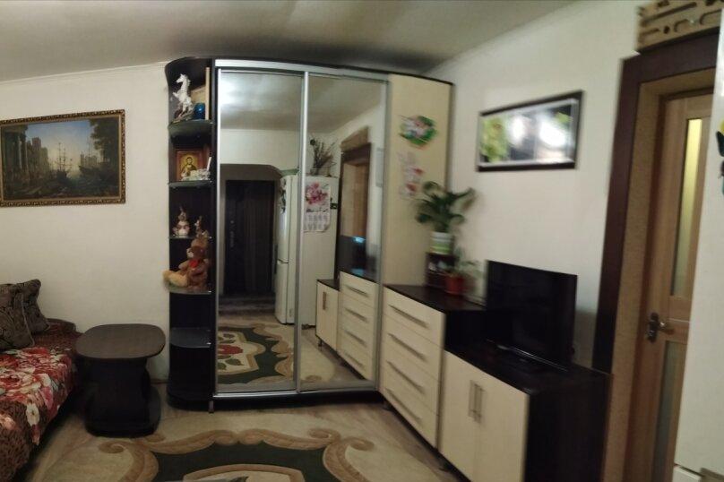 2-х комнатный коттедж, 47 кв.м. на 4 человека, 1 спальня, улица Ленина, 37, Судак - Фотография 1