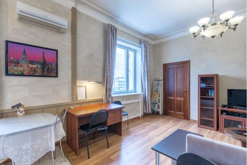 2-комн. квартира, 60 кв.м. на 4 человека, Богословский переулок, 3, Москва - Фотография 3