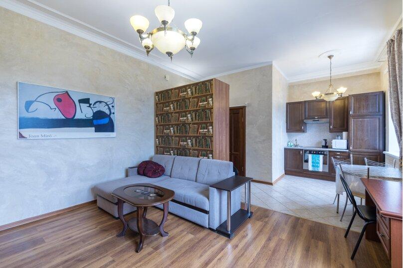 2-комн. квартира, 60 кв.м. на 4 человека, Богословский переулок, 3, Москва - Фотография 4