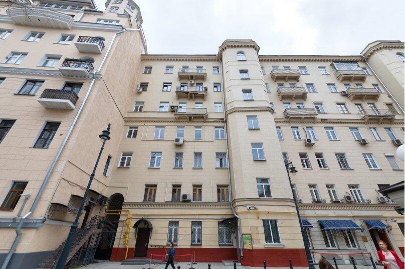 2-комн. квартира, 60 кв.м. на 4 человека, Богословский переулок, 3, Москва - Фотография 18