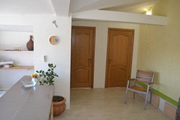 2-комн. квартира, 55 кв.м. на 5 человек, улица Богдана Хмельницкого, 17, Алушта - Фотография 4