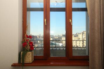 1-комн. квартира, 25 кв.м. на 2 человека, Оружейный переулок, 15А, Москва - Фотография 4