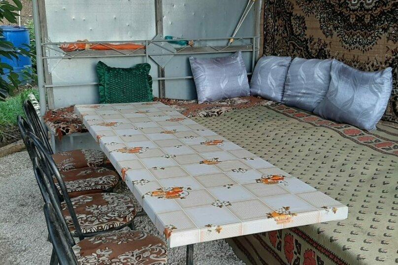 Дом, 100 кв.м. на 6 человек, 2 спальни, улица Сахарова, 9, село Веселое - Фотография 11